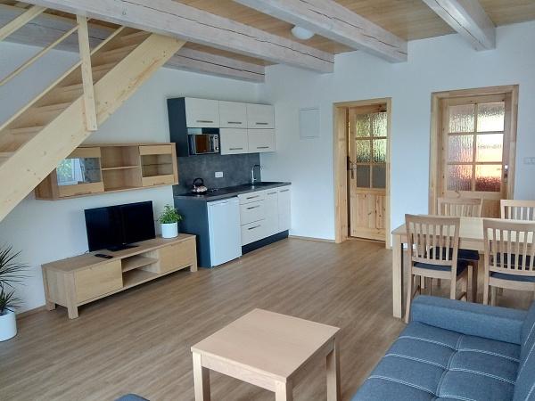 Ubytování Český ráj - Penzion pod Vyskeří - restaurace