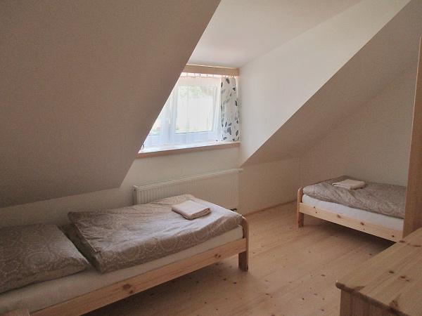 Ubytování Český ráj - Penzion pod Vyskeří - obývací pokoj